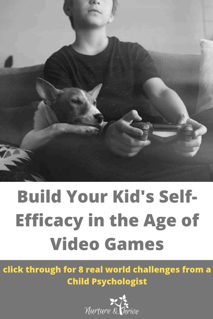 Is your child a little too obsessed with video-games?