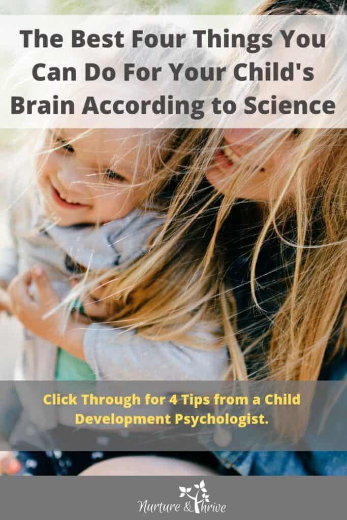 Boost your child's brain development