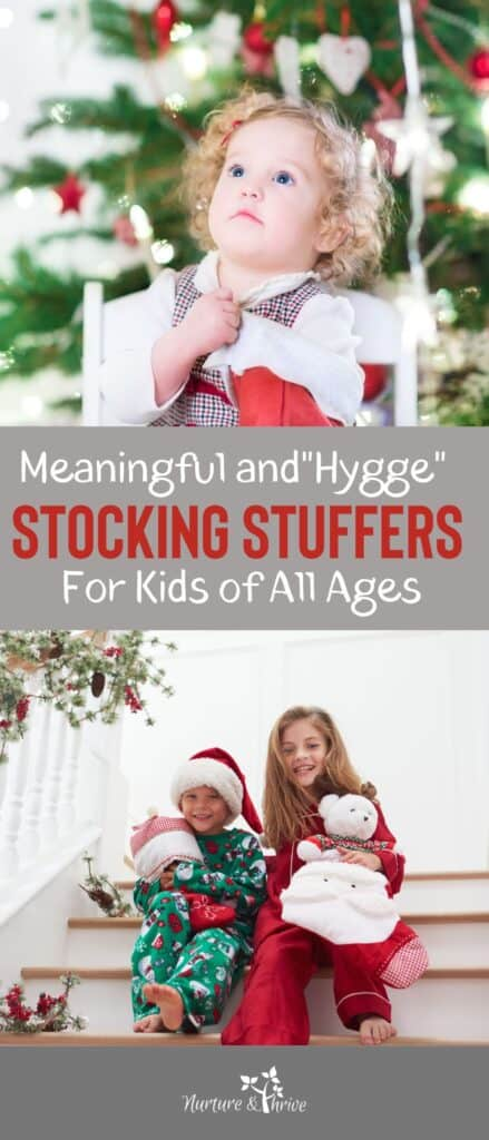 meaningful stocking stuffers for kids of all ages