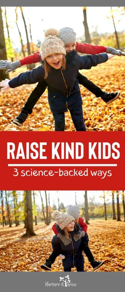 Acts of Kindness: Show Your Kids How Doing Good Leads to Happiness