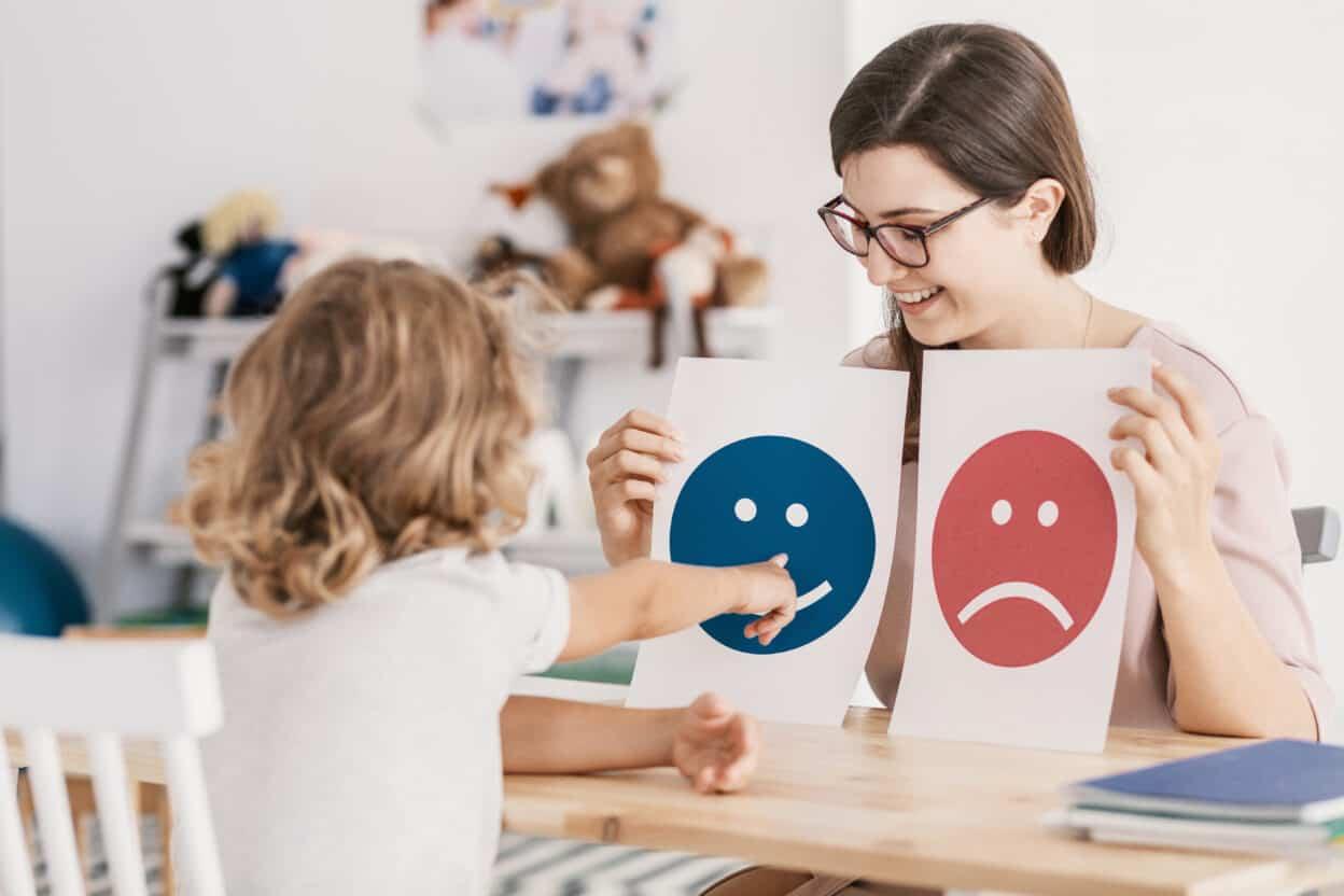 emotions and behavior