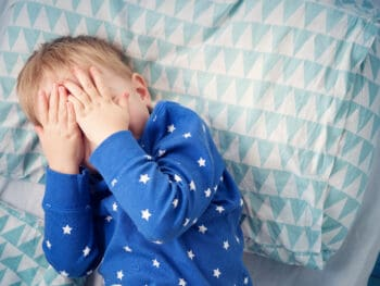 Is Your Child Having a Hard Time Falling Asleep? Five Ways to Reset Bedtime 6