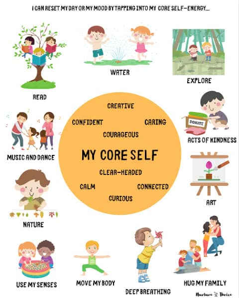11 Ways to Help Kids Re-Center:  and Reduce Anxiety