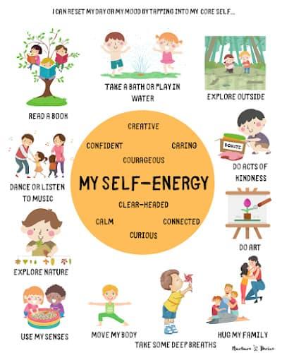 Re-Centering Activities for Kids