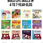 Best Books Series for 4 to 7-year-olds: All About Emotions, Friends, Kindness, and Positive Self-Image 1