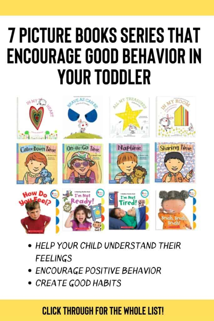 best book series for toddlers