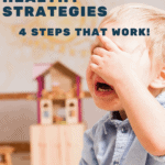 How To Help Your Angry Child: 4 Anger Management Strategies for Kids