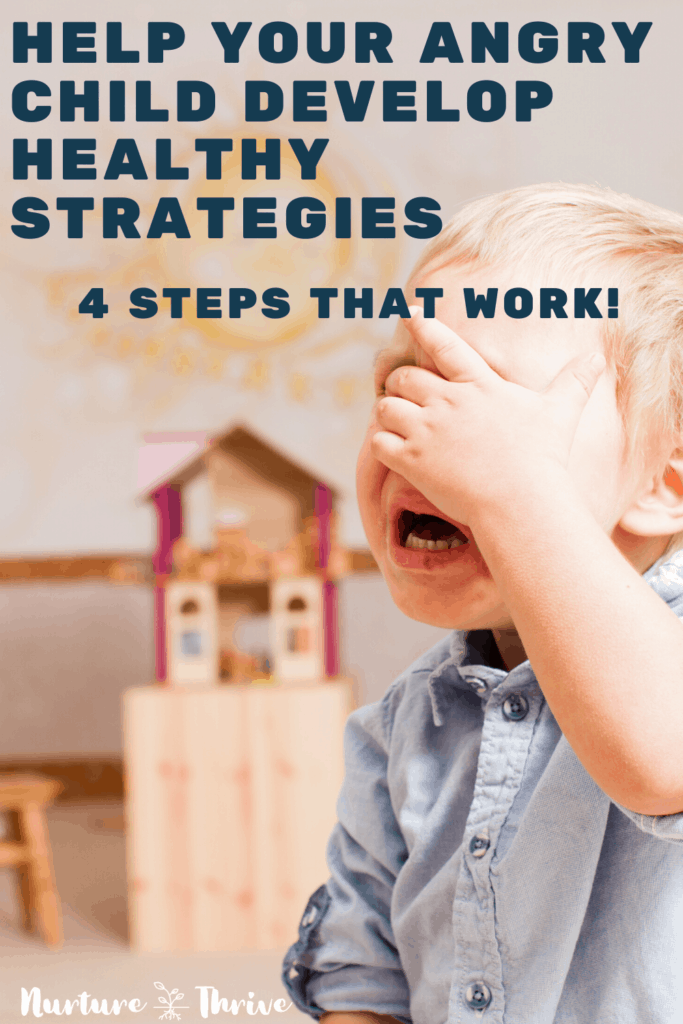 4 Anger Management Strategies for Kids