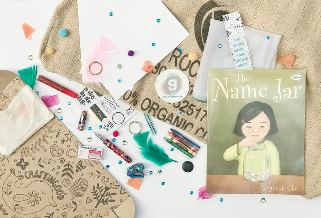 CraftinGood subscription teaches kids about inclusion