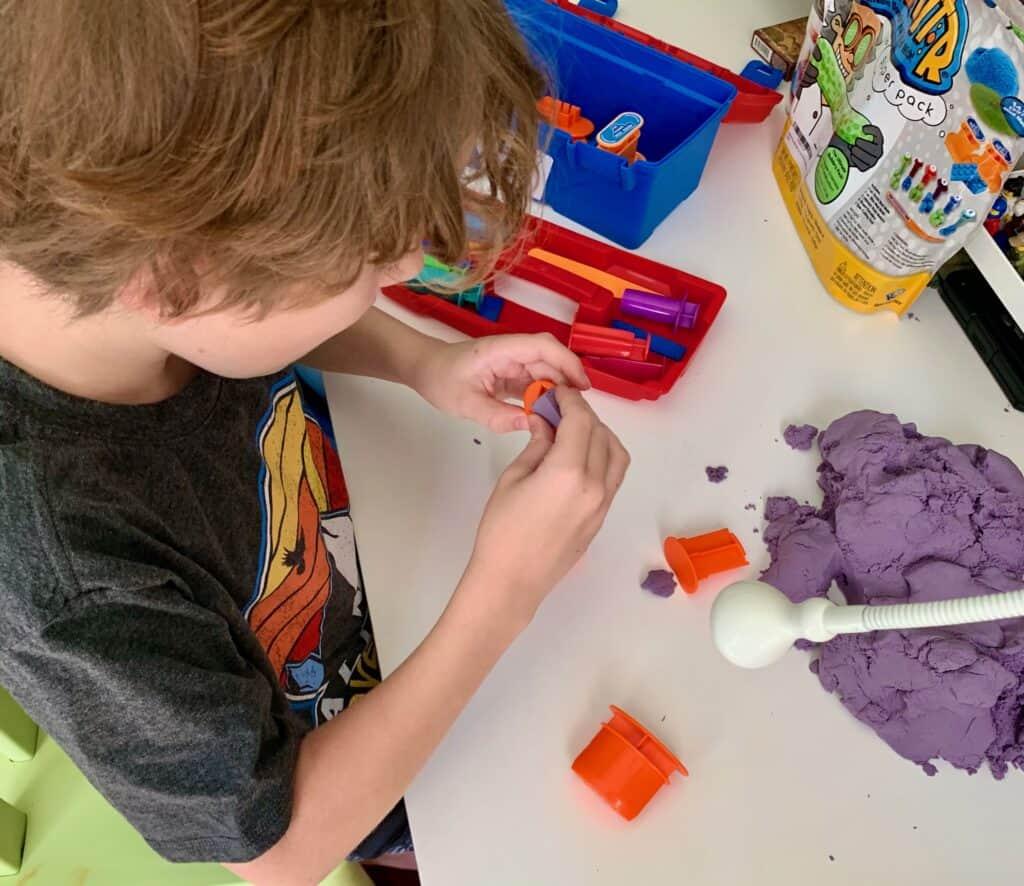 Mad Mattr sensory brain break idea