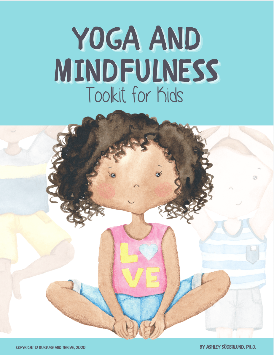 Yoga and Mindfulness Toolkit for Kids