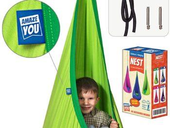Kids Swing Hammock Pod Chair