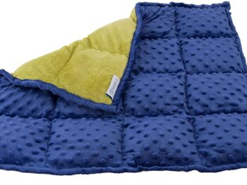 Sensory Weighted Lap Pad for Kids 5 pounds