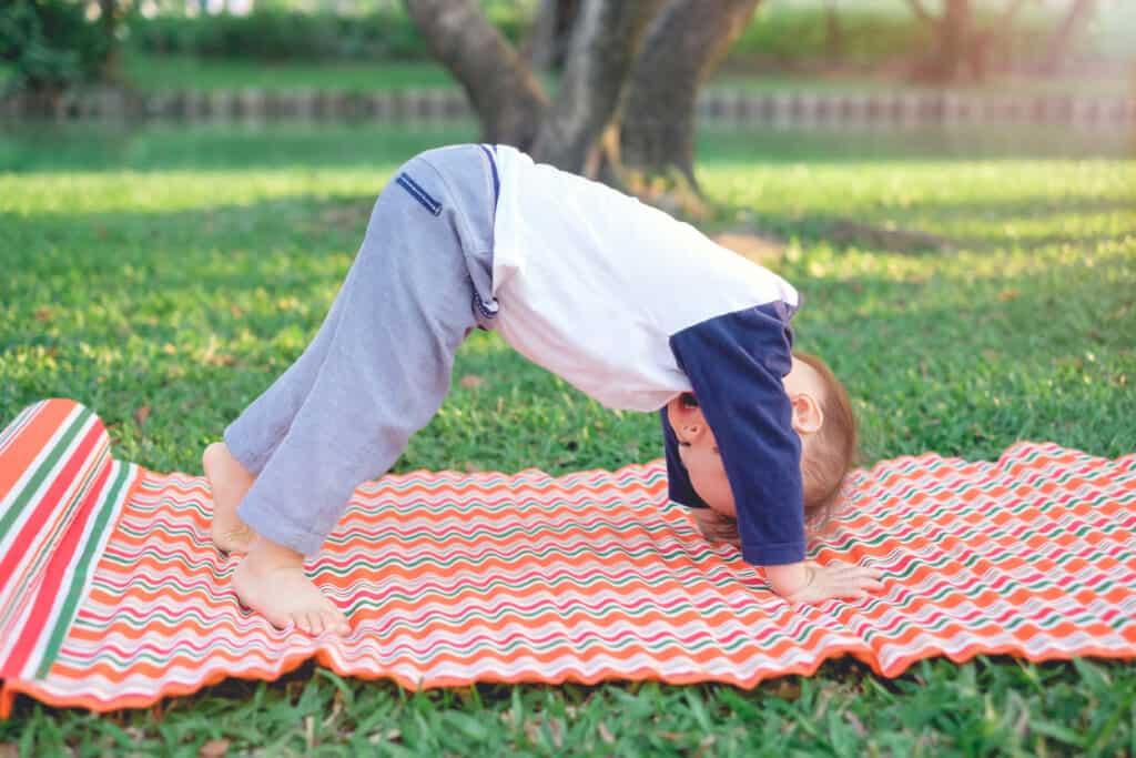 Yoga Books for Kids