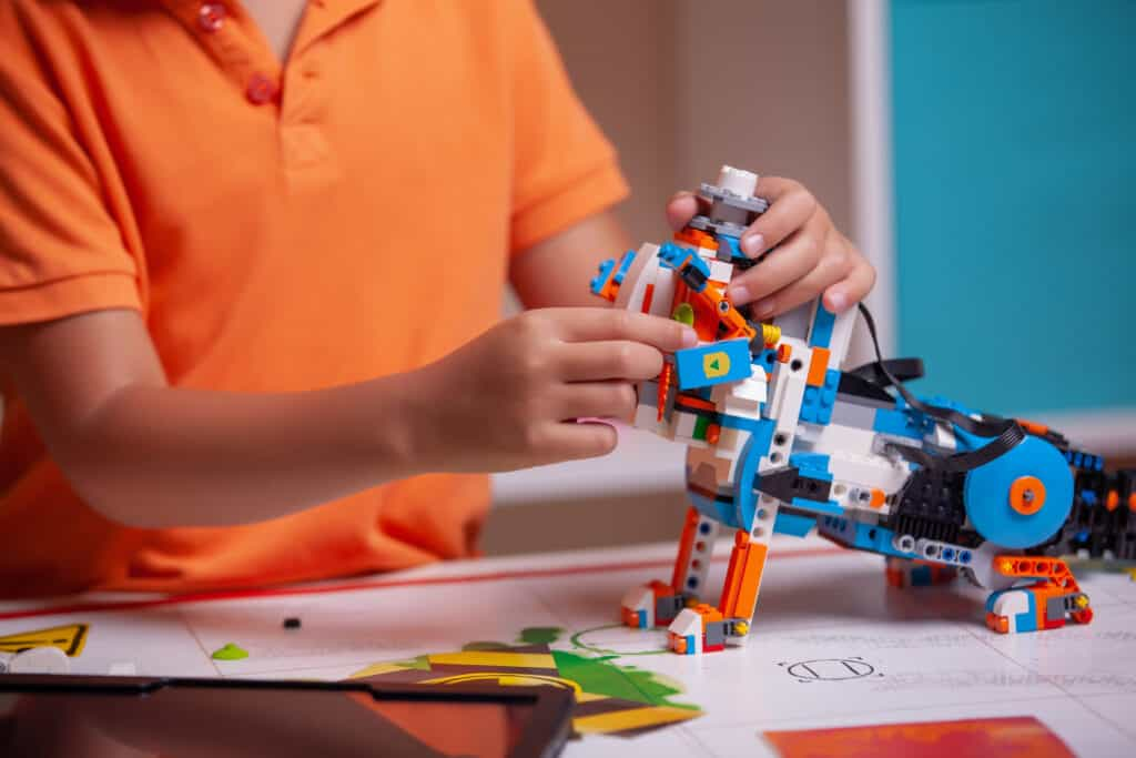Science Technology Engineering and Math (STEM) gifts are aimed at ages 5 through 8.
