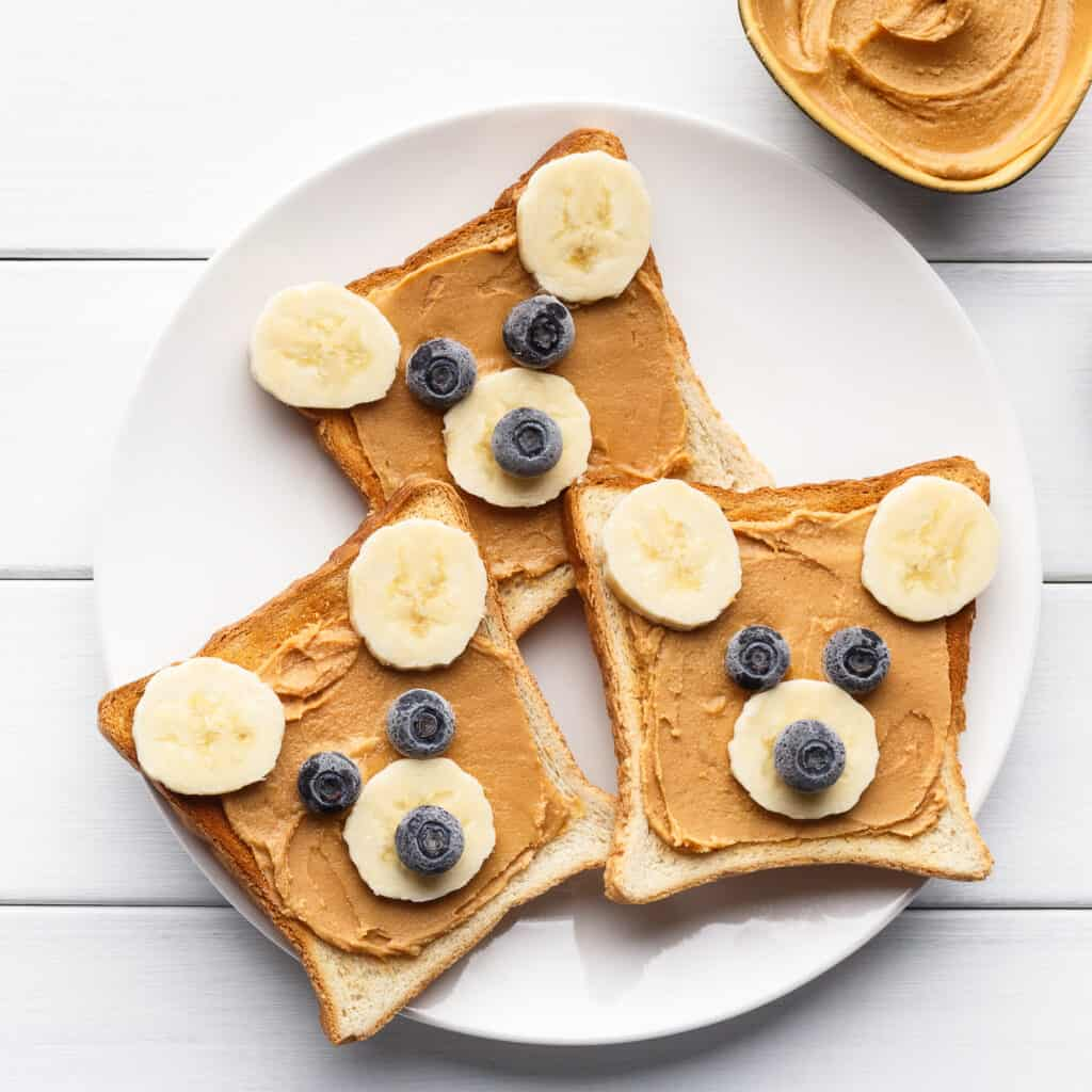 Healthy fats are good for kids during growth spurts.