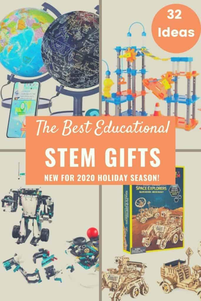 best STEM toys for kids, new for 2020