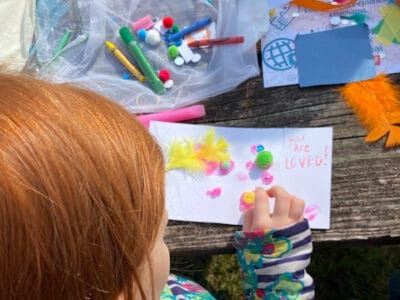 service projects with kids