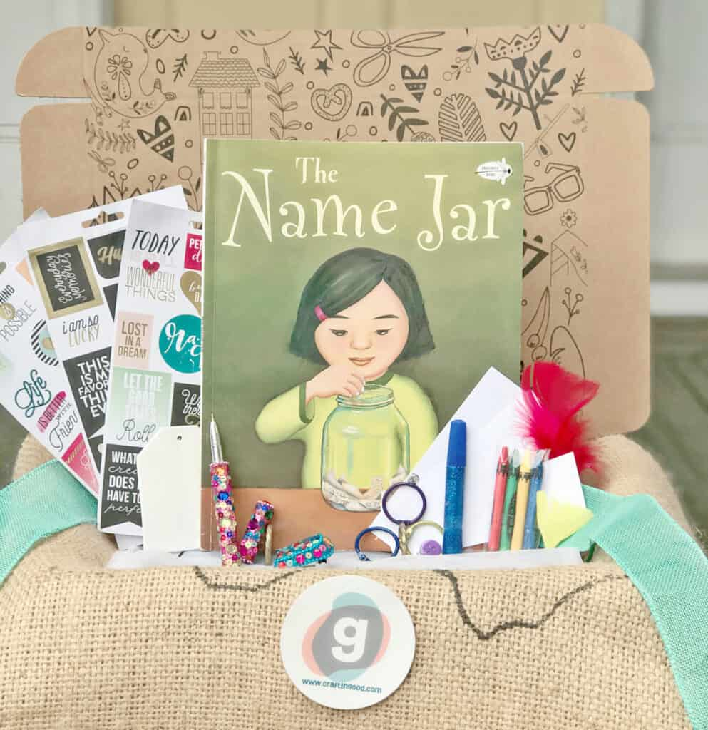 CraftinGood - service projects for kids at home