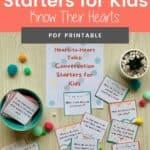 Heart-to-Heart Talks: 68 Conversation Starters for Kids 2