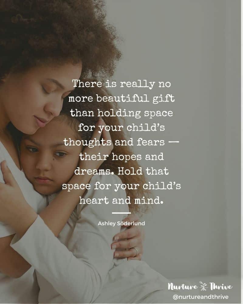 holding space for emotions #emotionregulation