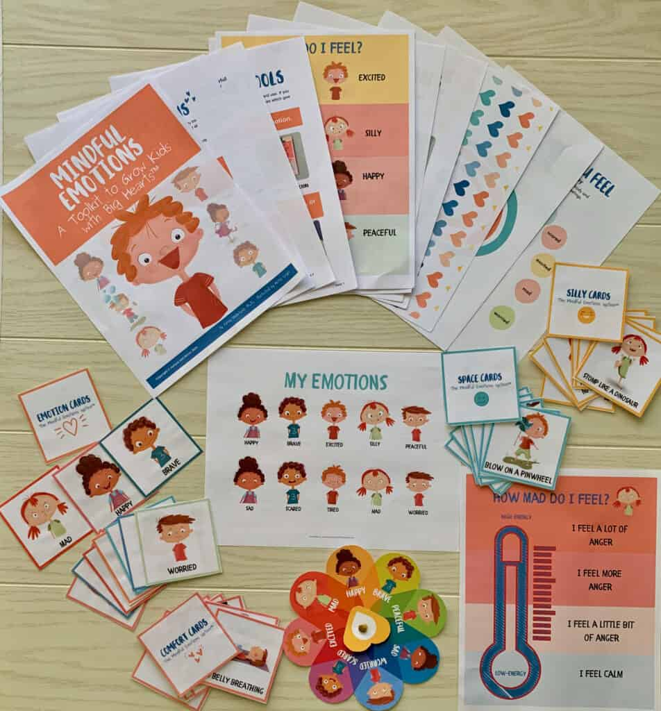 Mindful Emotions Toolkit for Kids
