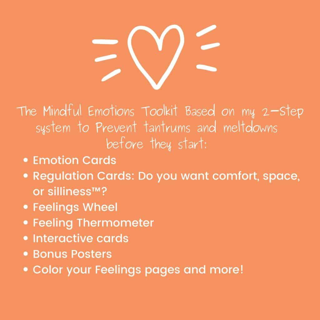 Handle Your Child's Big Emotions With Love: How to Hold Space for Your Child's Impulses and Emotions 7
